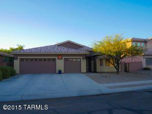 3389 N Belmont Mine Pl, Tucson AZ 85745