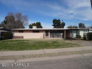 1622 W Kilburn St, Tucson AZ 85705