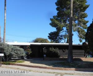 4518 N Alicia Ave, Tucson AZ 85705