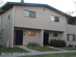 1354 S Avenida Polar #APT H-12, Tucson AZ 85710