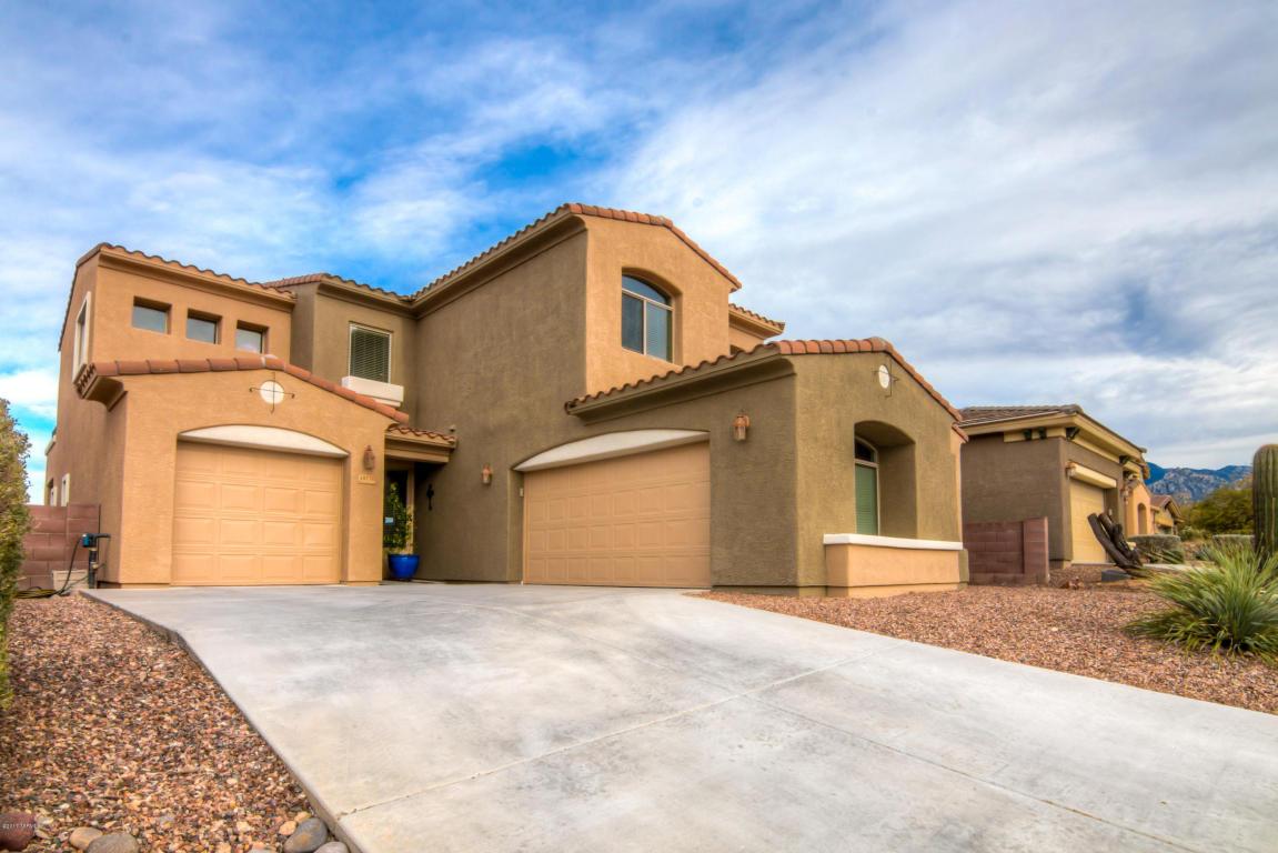 13776 N High Mountain View Place, Tucson, AZ 85739