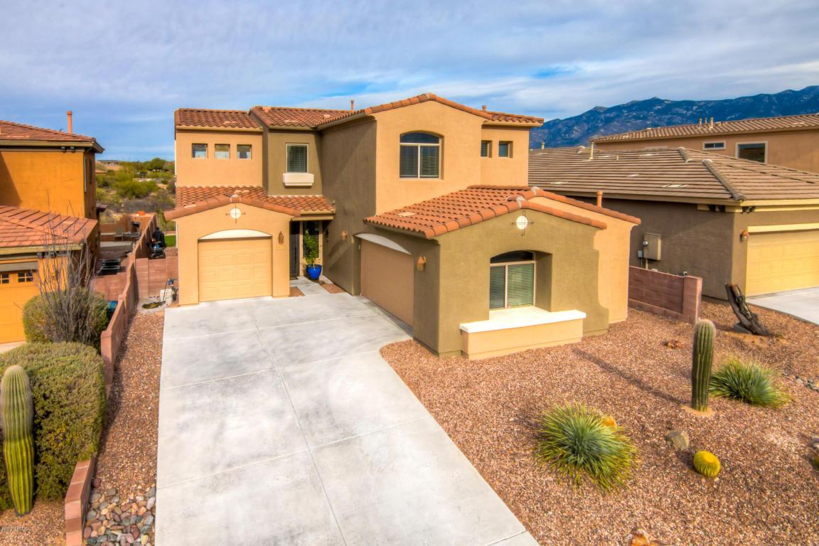 13776 N High Mountain View Pl, Tucson, AZ 85739