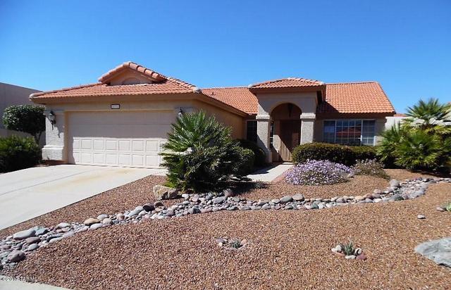 64336 E Round Robin LnTucson, AZ 85739