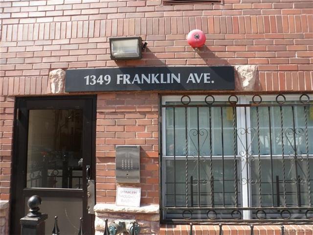 1349 Franklin Ave #APT 2d, Bronx NY 10456