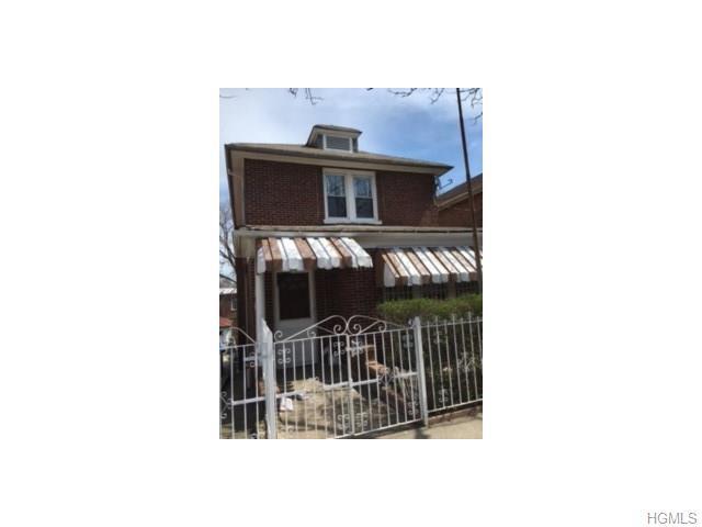 4130 Bruner Ave, Bronx NY 10466