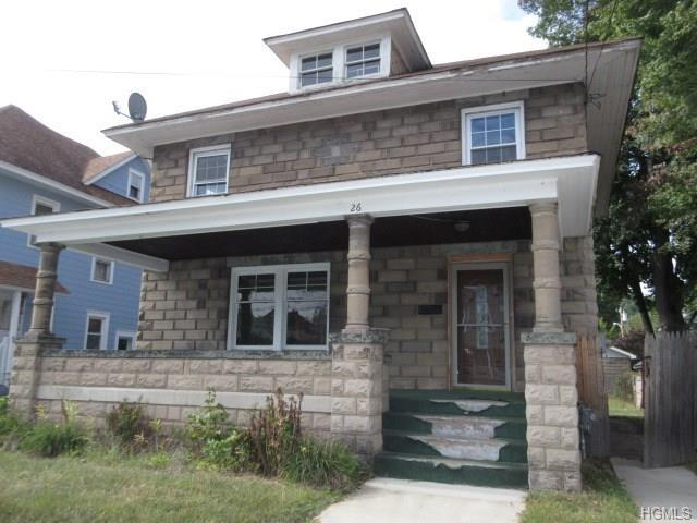 26 Kingston Ave, Port Jervis, NY 12771