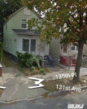130-21 135th Pl, South Ozone Park, NY