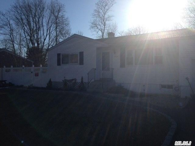 832 Americus Ave, E. Patchogue, NY 11772
