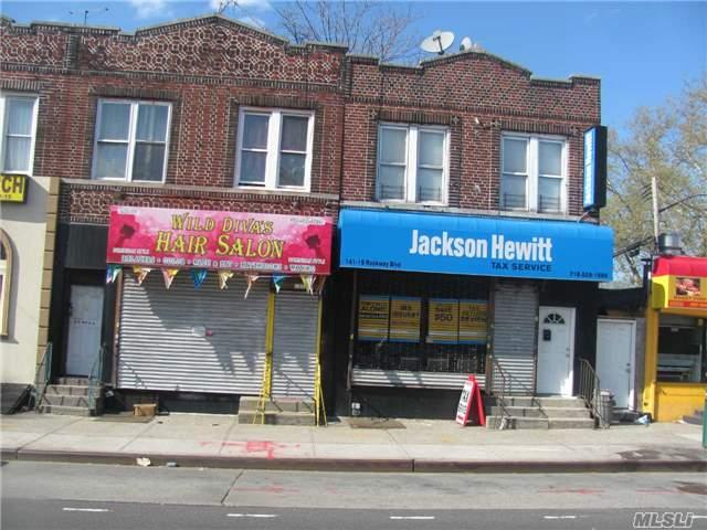 141-19 Rockaway Blvd, Jamaica, NY