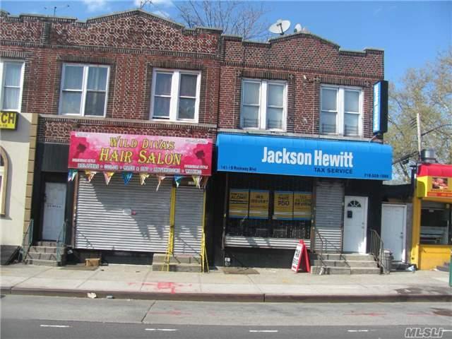 141-19 Rockaway Blvd, Jamaica, NY 11436