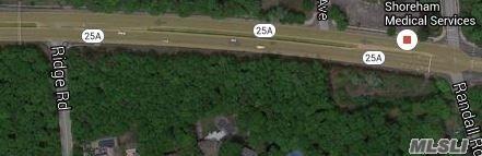 Route 25a, Shoreham, NY 11786