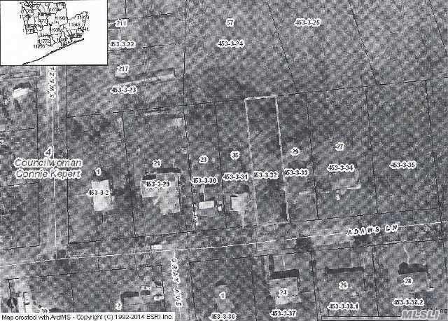 Adams Ln, Middle Island, NY 11953