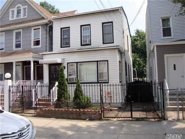 Undisclosed, Woodhaven, NY 11421