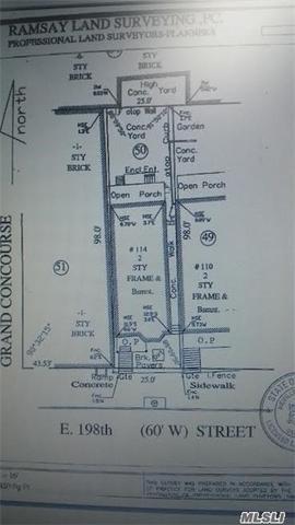 114 E 198 St, Bronx, NY 10468