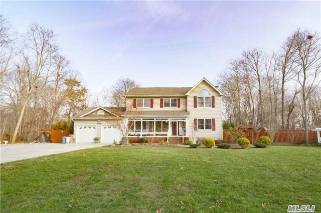 Undisclosed, Center Moriches, NY 11934