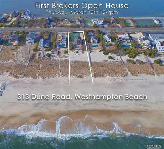 313 Dune Rd, Westhampton Beach, NY 11978