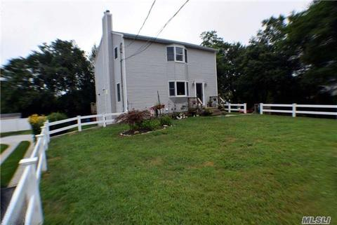 6 Summit StE. Patchogue, NY 11772