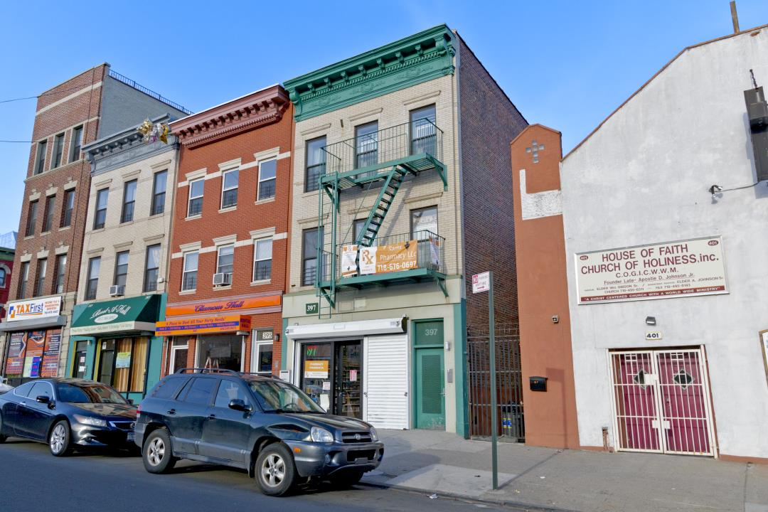 397 Saratoga Avenue, Brooklyn, NY 11233