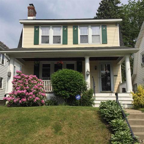 22 Homestead Ave, Albany, NY