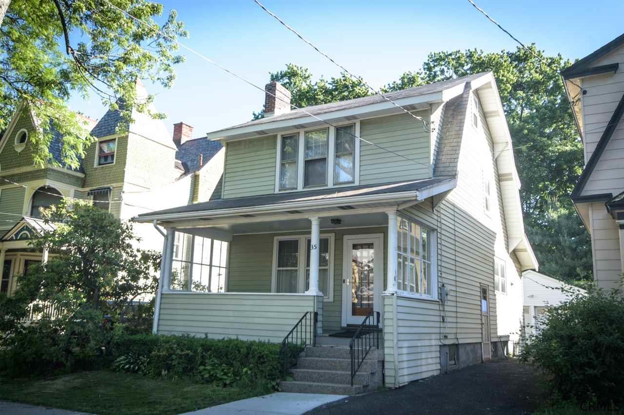 35 Woodlawn Avenue, Albany, NY 12208