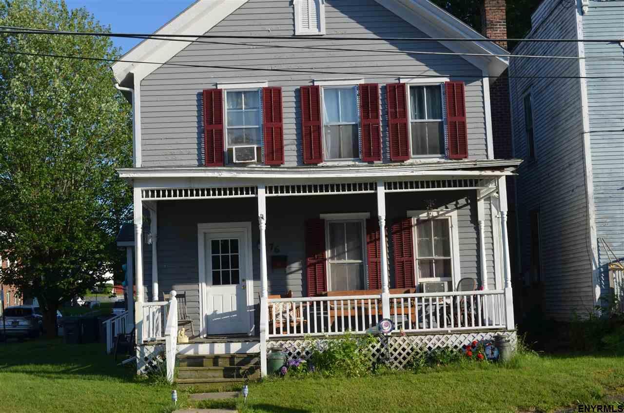76 Elm St, Hoosick Falls, NY 12090