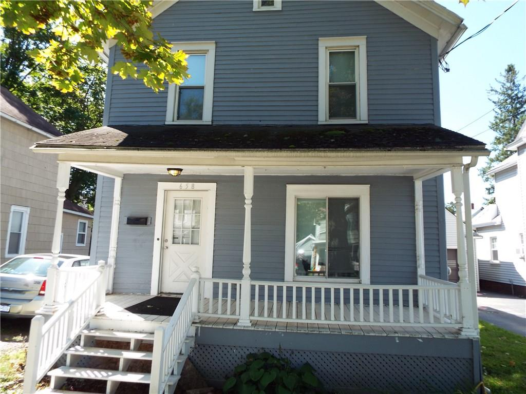 658 Garden Avenue, Olean, NY 14760