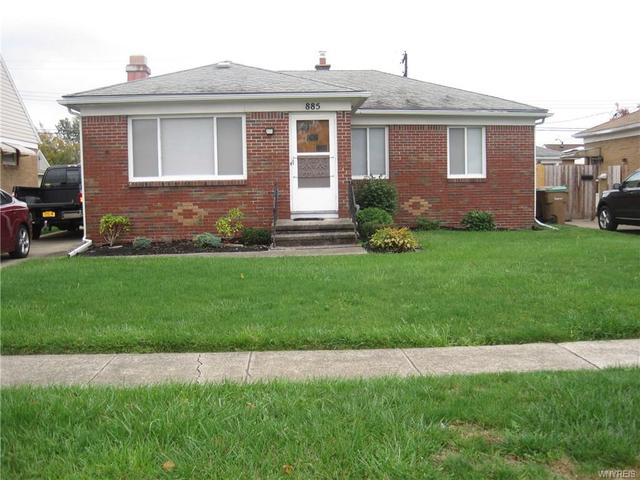 Loans near  George Urban Blvd, Buffalo NY