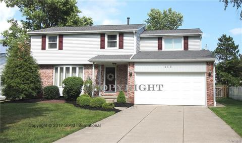 449 Sprucewood Ter, Amherst, NY 14221