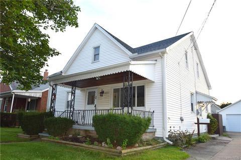 36 Glidden St, Cheektowaga, NY 14206