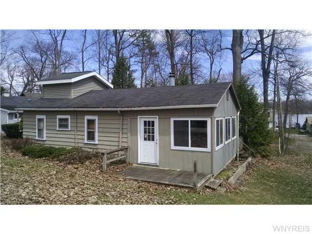 3995 Luther Rd, Silver Springs, NY 14550