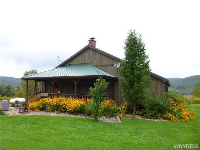 5550 Howe Hill Rd, Great Valley NY 14741