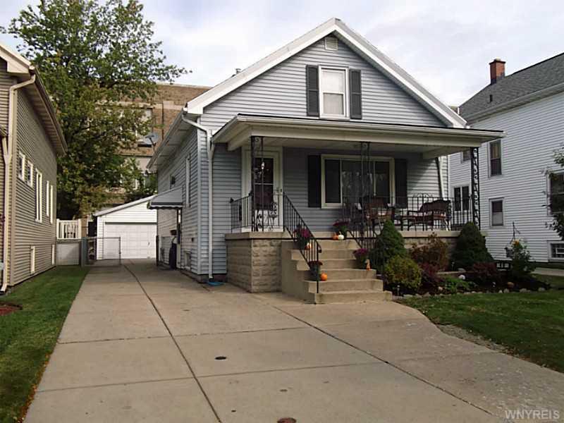 46 Crosby Ave, Buffalo, NY
