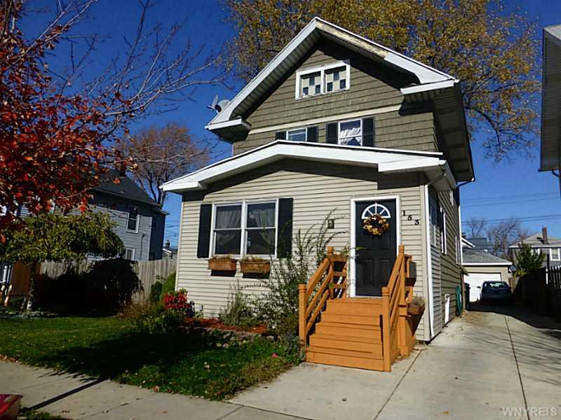 153 W Hazeltine Ave, Buffalo, NY