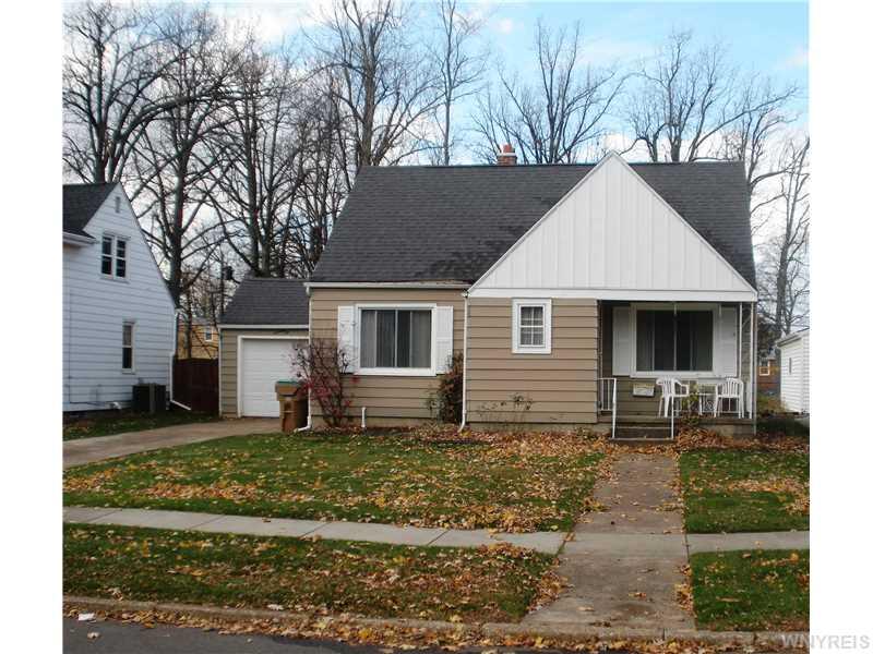 76 Woodridge Ave, Buffalo, NY