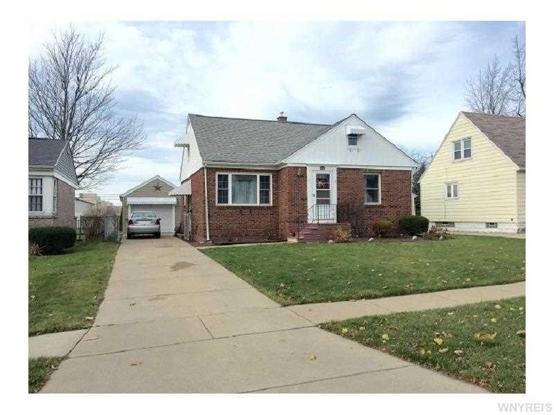 158 Woodridge Ave, Buffalo, NY