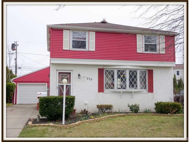 235 Vicksburg Ave, Tonawanda, NY