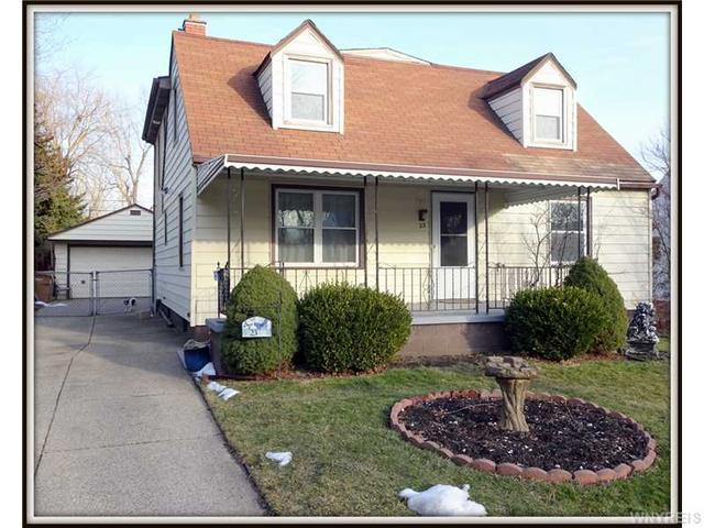 23 Princeton Ct, Buffalo, NY 14225