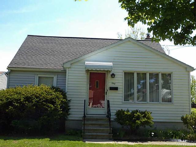 Loans near  Cass Ave, Buffalo NY