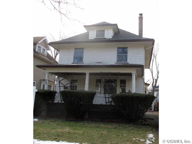 269 Sherwood Ave, Rochester, NY