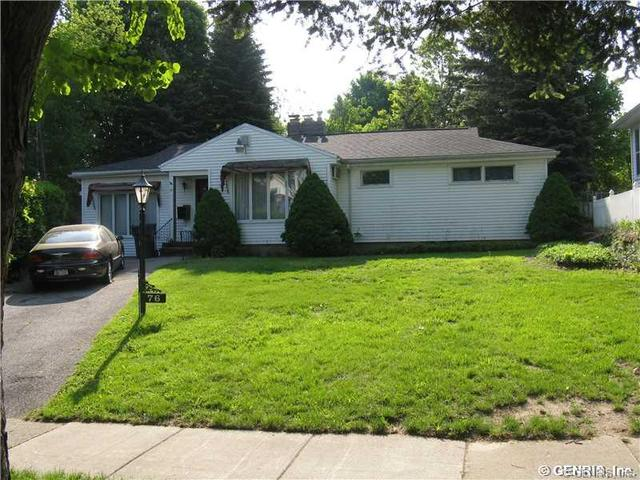 76 Roseview Ave, Rochester, NY 14609