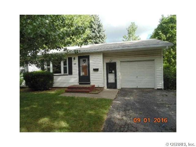 110 Brookdale Park, Rochester, NY 14609