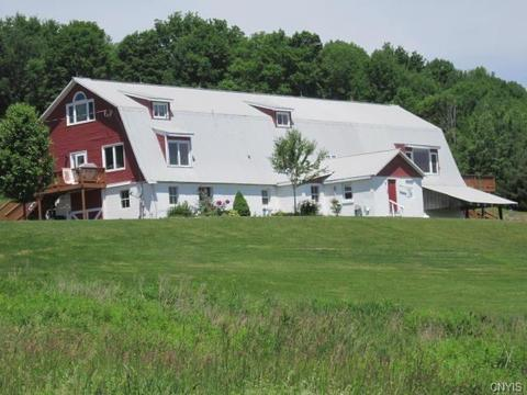445 Holmesville Hill Rd, South New Berlin, NY 13843