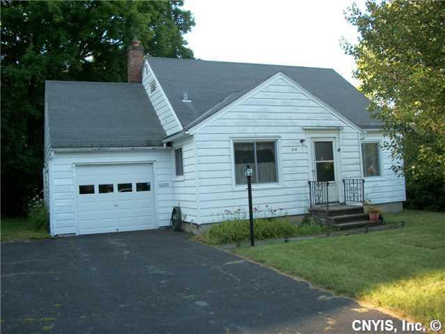 316 Merritt Ave, Syracuse NY 13207