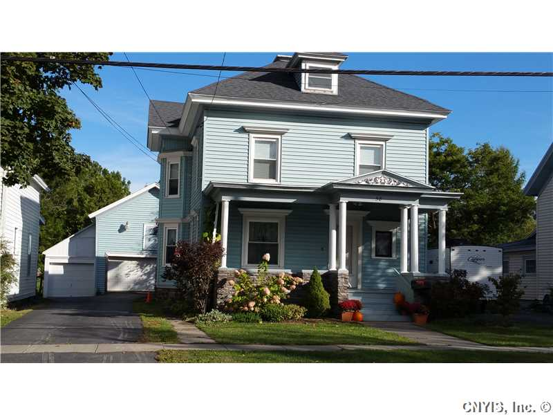 58 E Church St, Adams, NY