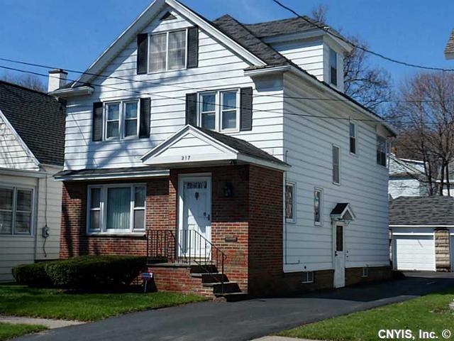 217 Woodruff Ave, Syracuse NY 13203