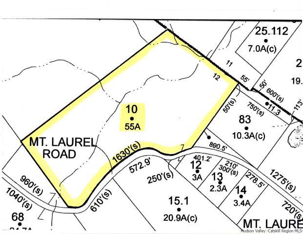 Tbd Mount Laurel Road, Kerhonkson, NY 12446