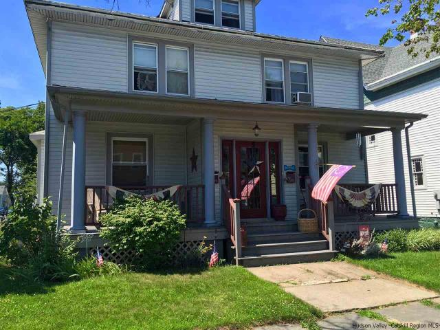 203-205 Downs St, Kingston, NY 12401
