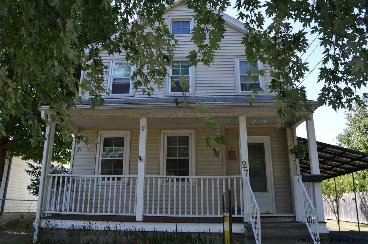 27 Tietjen Avenue, Kingston, NY 12401