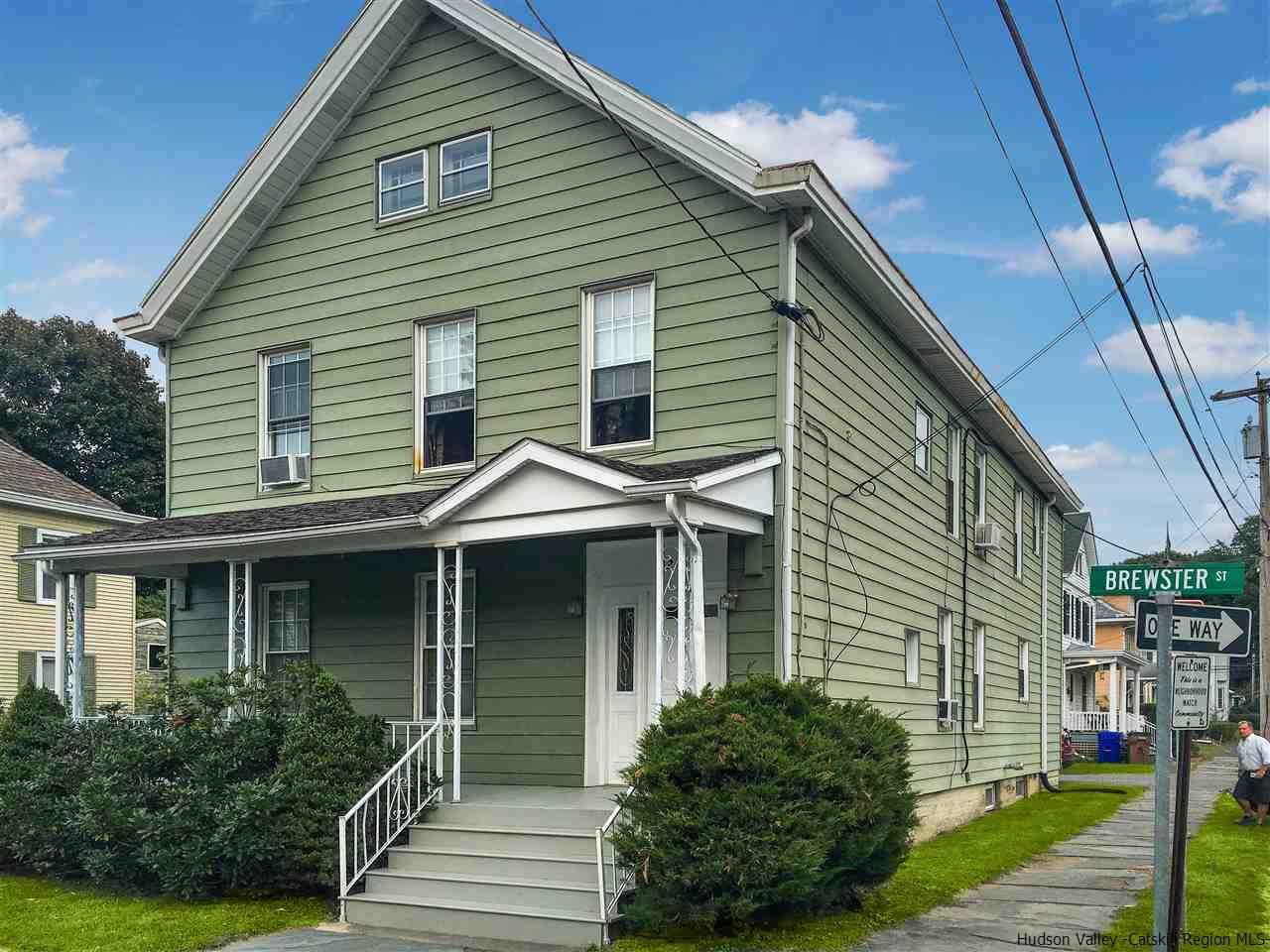 42 Brewster St, Kingston, NY 12401