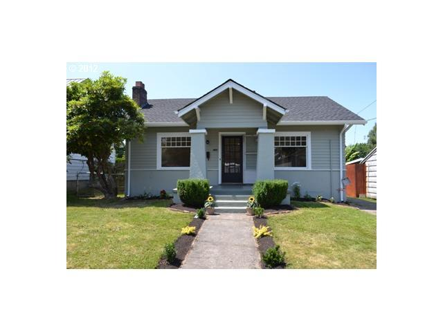 9235 N Buchanan Ave, Portland, OR 97203